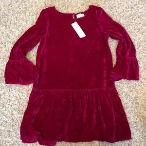 Peek Velvet NWT dress